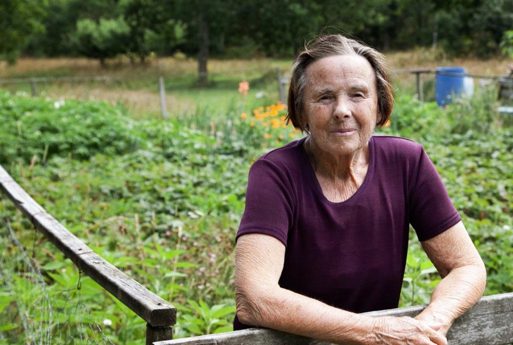 mormor Inga i grönsakslandet